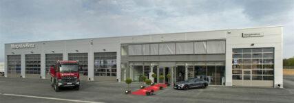 Service rundum: 100. TruckWorks-Betrieb eröffnet in Gießen