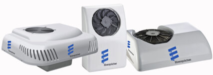 Eberspächer: 'Cooltronic'-Anlagen für angenehmes Kabinenklima