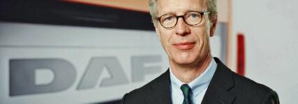 Heino Schroeder neuer Geschäftsführer von DAF Trucks Deutschland