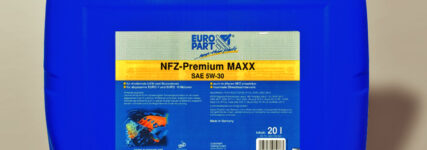 Europart: Leichtlaufmotorenöl für ältere wie auch für Euro-VI-Motoren