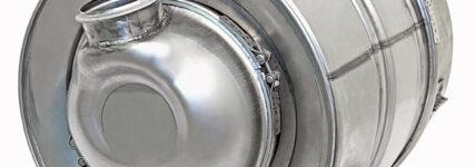Ersatz-Schalldämpfer von Dinex für Euro-IV- und Euro-V-Nutzfahrzeuge