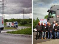 Sieger der Renault Trucks Optifuel Challenge 2015 in Deutschland stehen fest