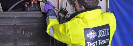 'XTL'-Öle von Fuchs für geringeren Kraftstoffverbrauch