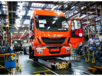 Iveco strukturiert Produktion in mehreren Werken neu