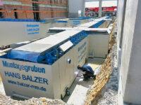 Werkstattgrube von Balzer für heikle Einbauverhältnisse