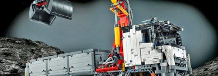 Truck von Mercedes-Benz als Modell von Lego erhältlich