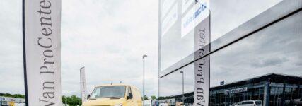 Mercedes-Benz: Mehr Kundenservice im Van Pro-Center