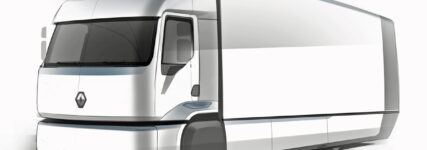 Renault Trucks will den Verbrauch bei Verteilerverkehrsfahrzeugen senken