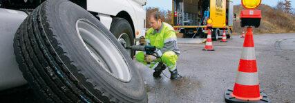 ADAC Truckservice feilt an 'Pannenhilfe 2.0'