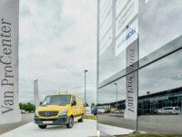 Mercedes-Benz: Mehr Transporter-Kompetenz in 'Van ProCentern'