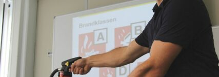 SVG startet Brandschutzseminar für Berufskraftfahrer
