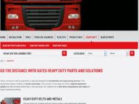 Gates: Lkw- und Bus-Katalog mit Mehrwert