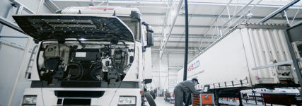 Wartungskonzept 'safe+easy' von SAF Holland für mehr Planungssicherheit