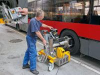 Mehrfachschrauber von Atlas Copco Tools für schnellen Räderwechsel