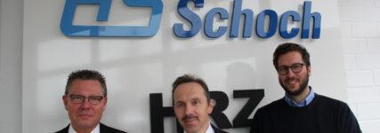 HS-Schoch: Dietmar Beuther und Roger L. Ritters neue Geschäftsführer