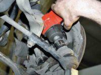 Kompakte Minischrauber der Produktlinie 'SlimPower' von KS Tools
