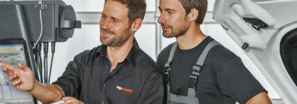 Trost: Trainings zu Abgasnachbehandlung und Werkstattabläufen