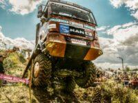 Europa Truck Trial 2016 in vier europäischen  Ländern