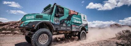Goodyear: LKW-Team de Rooy gewinnt das Dakar-Rennen 2016