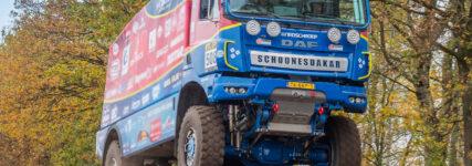 Rallye Dakar: DT Spare Parts trotzt erneut der Wüste