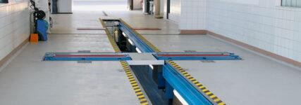 Balzer: Montagegruben in selbsttragender Füllkammer-Waben-Bauweise