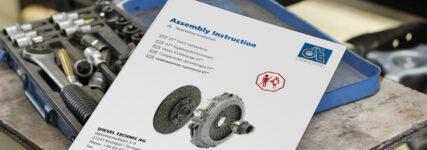 DT Spare Parts: Montageanleitungen helfen Mechanikern