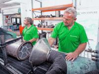 Advanpure: Filterreinigung nahe am neuwertigen Zustand