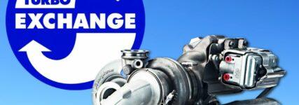 Reman-Turbolader von Borg Warner: So gut wie neu