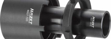 Hazet: Spezialwerkzeuge für die Achs- und Bremsenreparatur