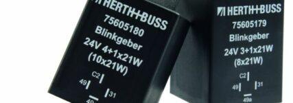 Blink-Relais von Herth + Buss