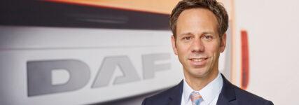 DAF Trucks Deutschland mit neuem Vertriebsleiter
