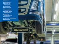 """Neuer Europart-Katalog """"Werkstattausrüstung"""" erschienen"""