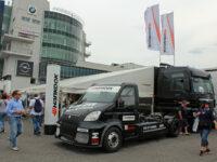Hankook mit Lkw-Produktneuheiten beim 31. ADAC Truck Grand Prix