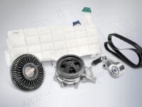 Meyle: Kühlsystem-Komponenten für die meisten europäischen Nfz-Modelle