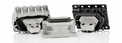 Motorlager für gängige Nutzfahrzeugmodelle von DT Spare Parts