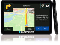 Navigationssystem von Blaupunkt für Spediteure und Busunternehmer