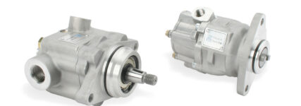 DT-Spare Parts: Lenkhelfpumpen für gängige Lkw- und Bus-Modelle