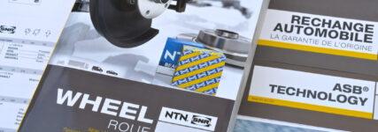 NTN-SNR: Aktualisierter Radlagerkatalog 2016 erschienen