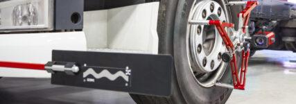 Vermesssystem als erstes Gemeinschaftsprojekt von Josam und TruckCam