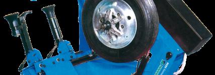 Mobiler Reifenservice mit der 'Hofmann monty 3650' von Snap-on Euqipment