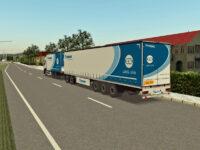 Partnerschaft von Krone und Sifat für mehr Transportsicherheit