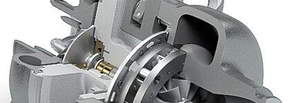 Bosch Mahle: Abgasturbolader mit variabler Turbinengeometrie