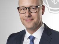 Frank Hagedorn neuer Regionaldirektor von Scania Mitte