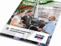 Neuer Kundenschulungskalender von Winkler erschienen
