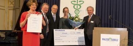 'Walter Schulz Stiftung' zeichnet Krebsforscherin aus