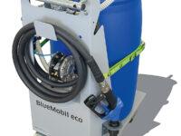 Elektrisch und pneumatisch: 'Blue Mobil'-Modellreihe von Tecalemit