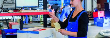 Vereinfachter Arbeitsalltag: Krone etabliert 'All-in-Krone'-Konzept