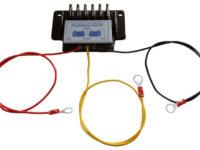 Winkler: Ausgleichselement zum Ermitteln der Gesamtspannung von Batterien