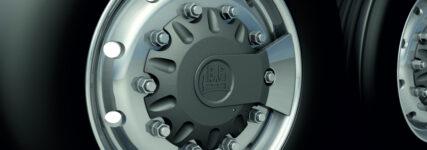 Autarkes Reifendruckregelsystem 'AirSave' von BPW