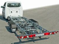 Eder-Gruppe: Leichtes Fahrgestell mit 'Algema Chassis-Tec'